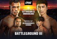 ONE Championship Battleground III