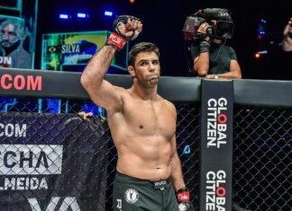 Marcus Almeida, ONE Championship Revolution