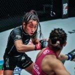 Victoria Lee vs. Victoria Souza, ONE Championship: Revolution