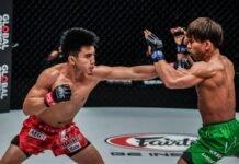 Joshua Pacio and Yosuke Saruta, ONE Championship