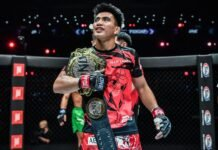 Joshua Pacio, ONE Championship Revolution