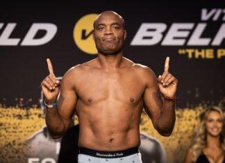 Anderson Silva Triller Fight Club