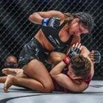 Ritu Phogat and Meng Bo, ONE Championship: Empower