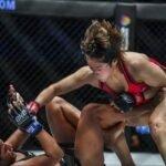 Ritu Phogat and Meng Bo, ONE Championship Empower