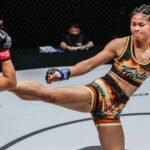 Aloyna Rassohyna and Stamp Fairtex, ONE Championship Empower