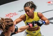 Denice Zamboanga and Seo Hee Ham, ONE Championship Empower
