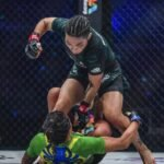 Xiong Jing Nan and Michelle Nicolini, ONE Championship Empower