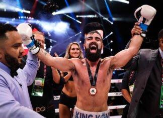 Jono Carroll Triller Fight Club