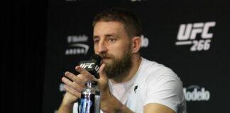 Chris Daukaus, UFC 266