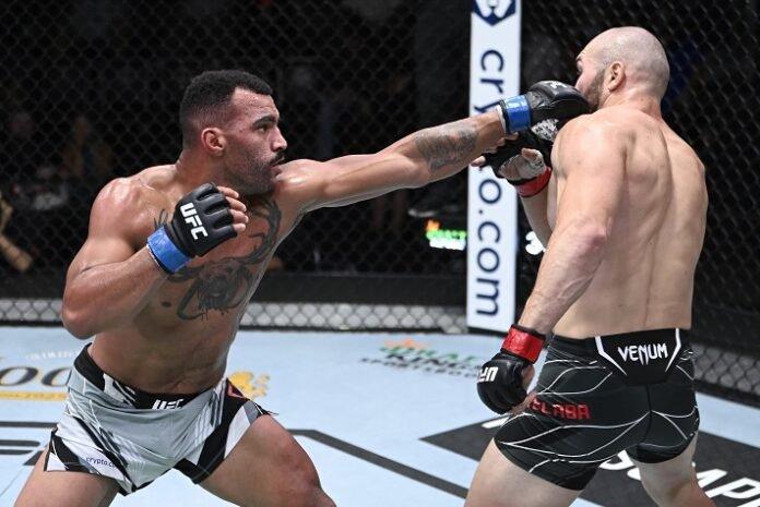 Devin Clark and Ion Cutelaba, UFC Vegas 37
