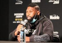 Curtis Blaydes UFC 266