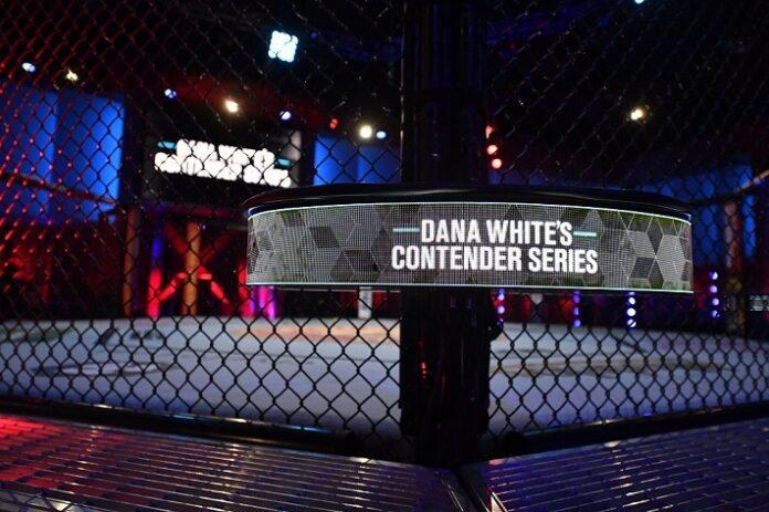 UFC Apex - Dana White's Contender Series (DWCS)