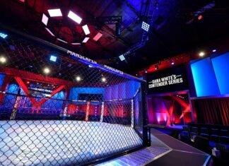 Dana White's Contender Series (DWCS) at the UFC Apex