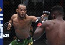 Carlston Harris and Impa Kasanganay, UFC Vegas 37