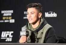 Jessica Andrade, UFC 266