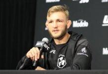 Jonathan Pearce, UFC 266