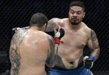Justin Tafa UFC