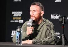Merab Dvalishvili, UFC 266 media day