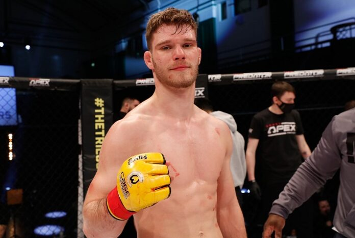 Mike Figlak Cage Warriors