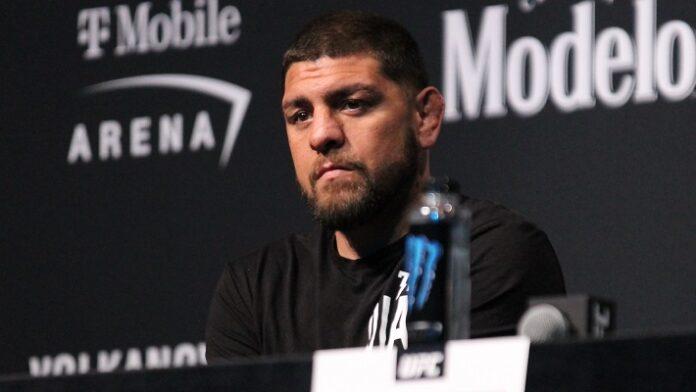 Nick Diaz UFC
