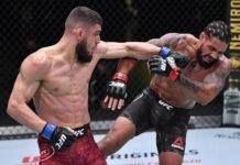Ramiz Brahimaj UFC