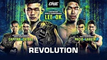 ONE Championship: Revolution
