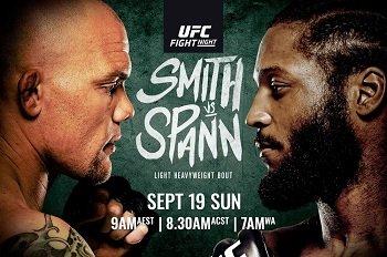 UFC Fight Night 192