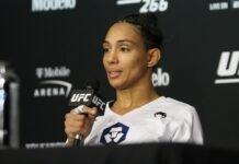 Taila Santos UFC 266