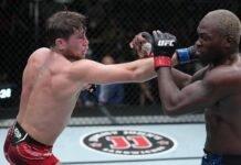 Darren Till and Derek Brunson, UFC Vegas 36