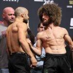 Marlon Moraes and Merab Dvalishvili, UFC 266