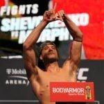 Brian Ortega, UFC 266