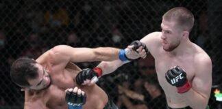 UFC Vegas 36 Jack Shore