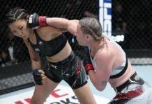 UFC Vegas 36 Molly McCann