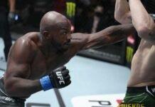 UFC Vegas 36 Khalil Rountree Jr.