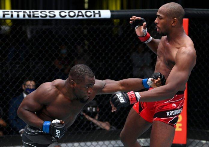 Tafon Nchukwi UFC
