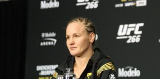 Valentina Shevchenko, UFC 266