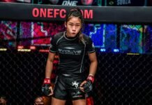 Victoria Lee ONE Championship Revolution