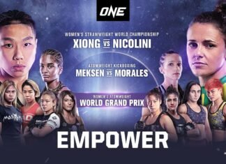 ONE Championship: Empower poster
