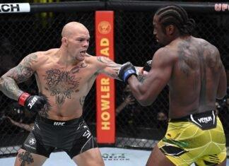 Anthony Smith and Ryan Spann, UFC Vegas 37
