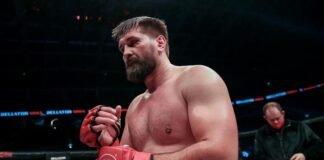 Vitaly Minakov, Bellator 269