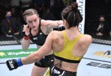 Aspen Ladd and Norma Dumont, UFC Vegas 40