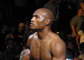 Brian Gassaway, UFC 54