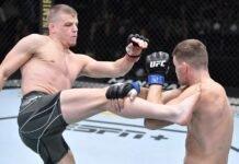 Grant Dawson and Ricky Glenn, UFC Vegas 41