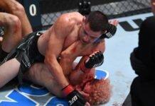 Steve Garcia and Charlie Ontiveros, UFC Vegas 39