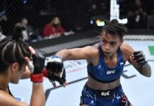Lupita Godinez and Luana Carolina, UFC Vegas 40