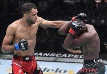 Jai Herbert and Khama Worthy, UFC Vegas 41