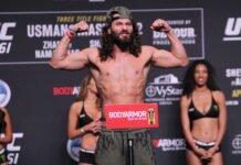 Jorge Masvidal, UFC