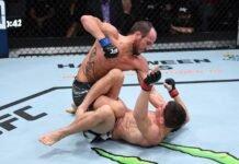 Damon Jackson and Charles Rosa, UFC Vegas 39