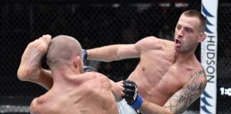Krzysztof Jotko and Misha Cirkunov, UFC Vegas 38