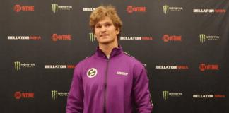 Karl Albrektsson Bellator 268